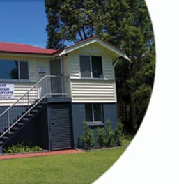 Business accountants building in Maroochydore